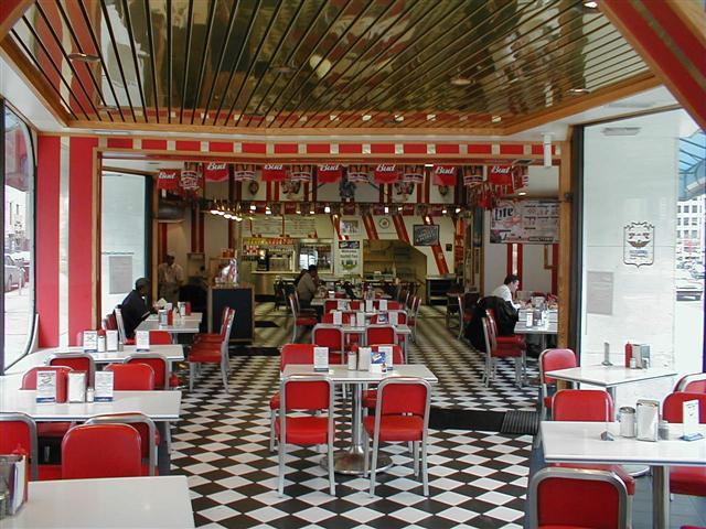Coney Island Diner Detroit